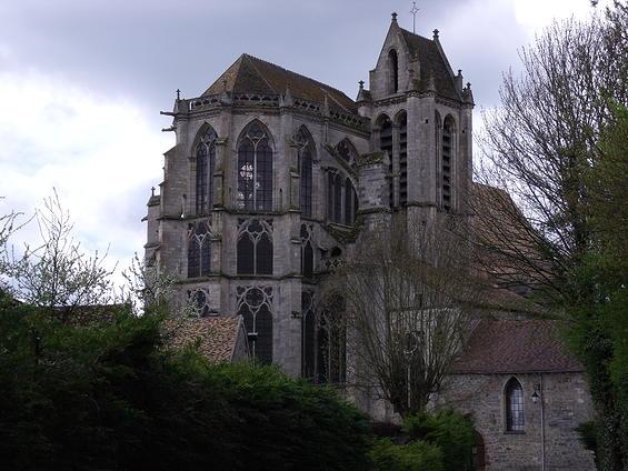 Eglise St Sulpice de Favières